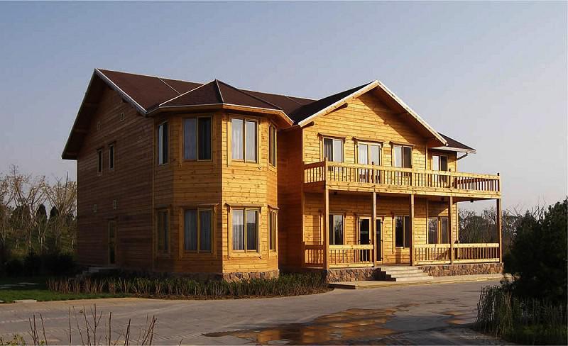 李洪涛:木屋建筑,旅游地产的一颗新星