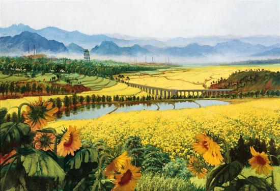 花桥镇重点区域概念规划