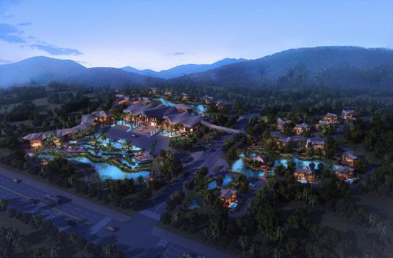 海南保亭水之翼生态度假酒店